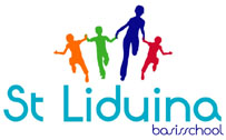 logo St Liduina basisschool Lonneker